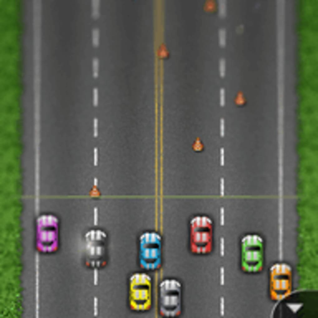 Cars Racing For Java