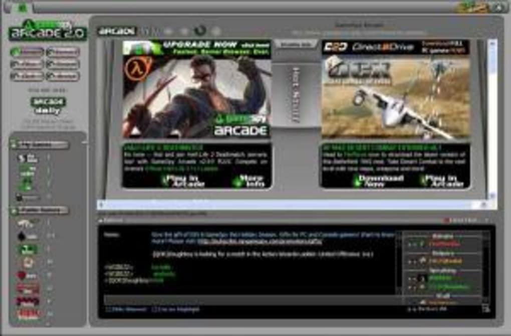 gamespy arcade 2.0