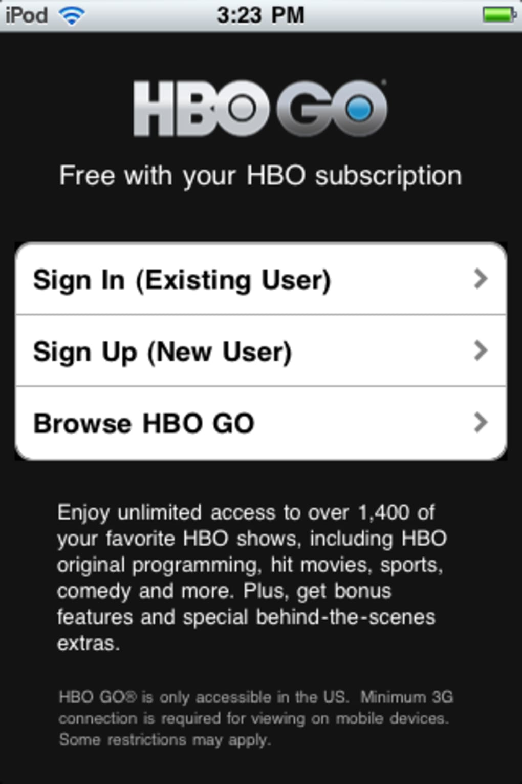 download with hbo go