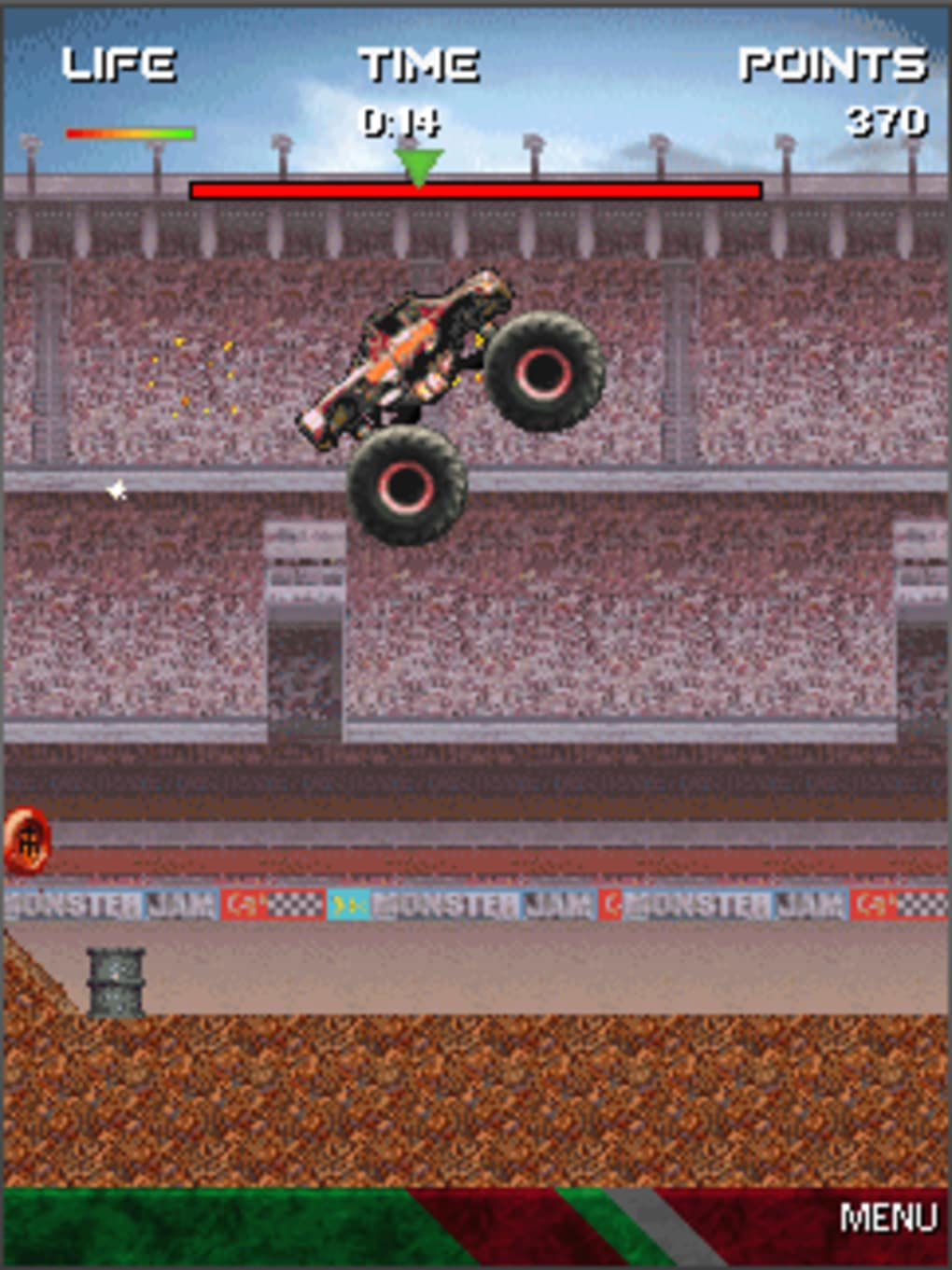 Monster truck challenge free download.