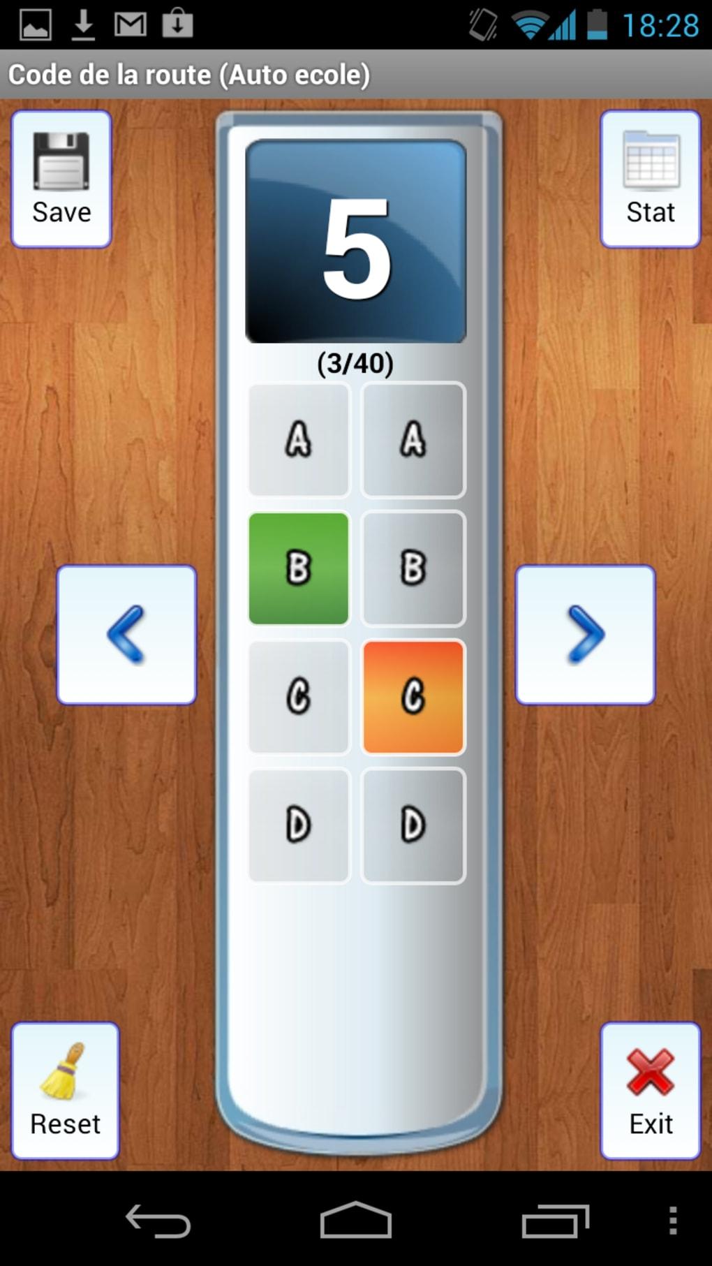 code de la route pour android t l charger. Black Bedroom Furniture Sets. Home Design Ideas