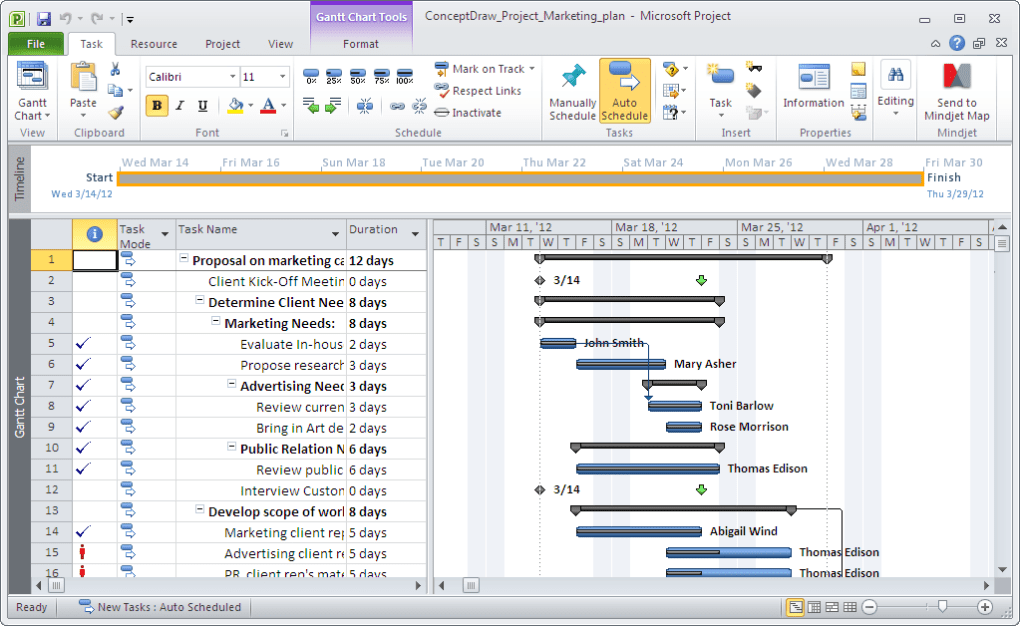 ConceptDraw Office Pro 8.0 Overview