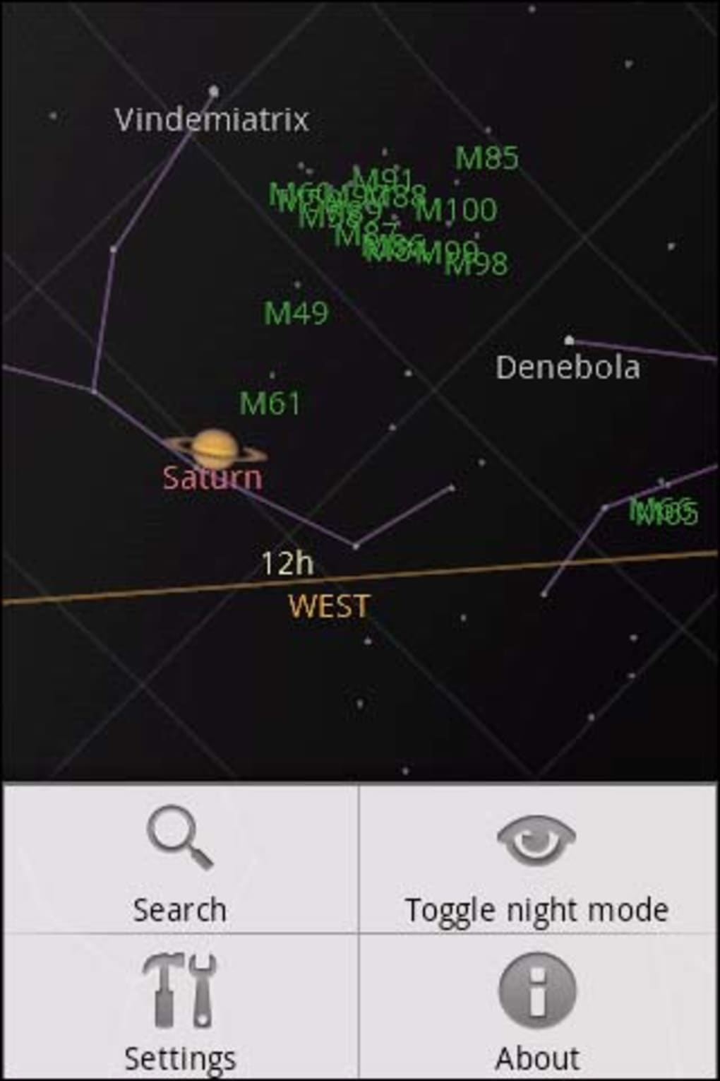 Google Sky Map voor Android - Download on skype android, chrome android, gmail android, evernote android, google android, game android,