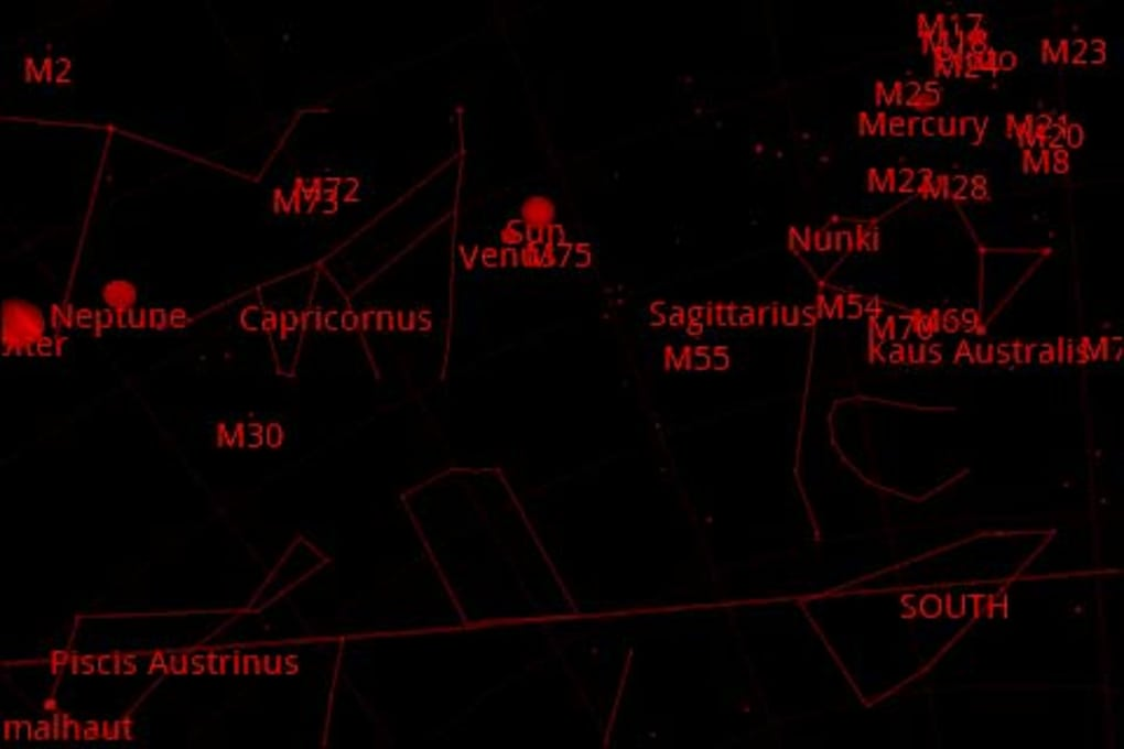 Google Sky Map for Android - Download