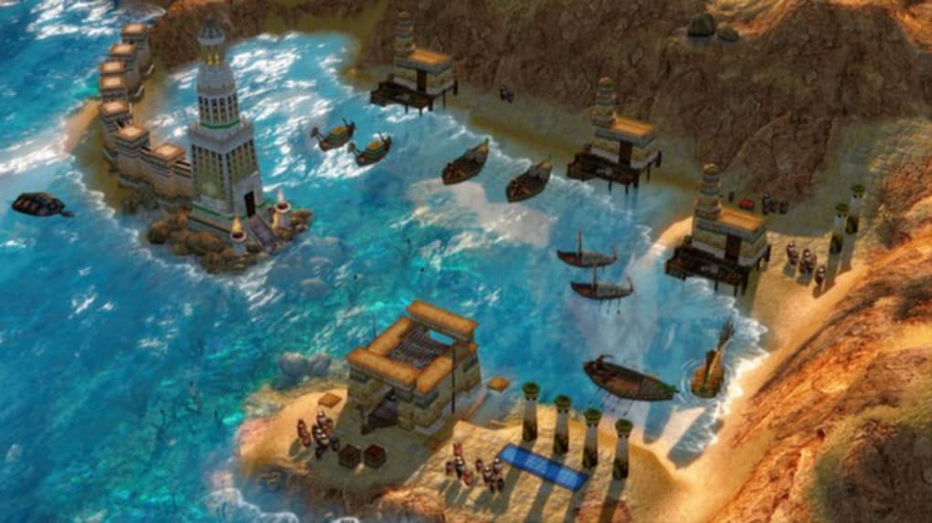 age of mythology extended edition download ocean of games
