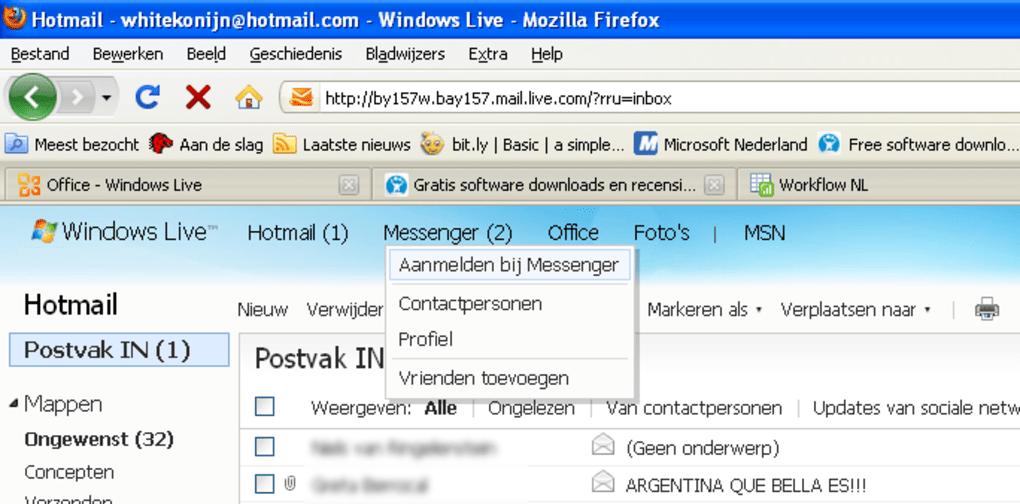 Hotmail aanmelden sign in -0 google zoeken