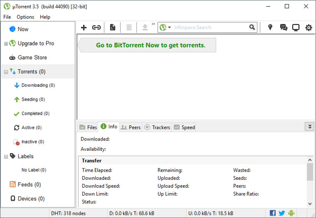 utorrent in lingua italiano