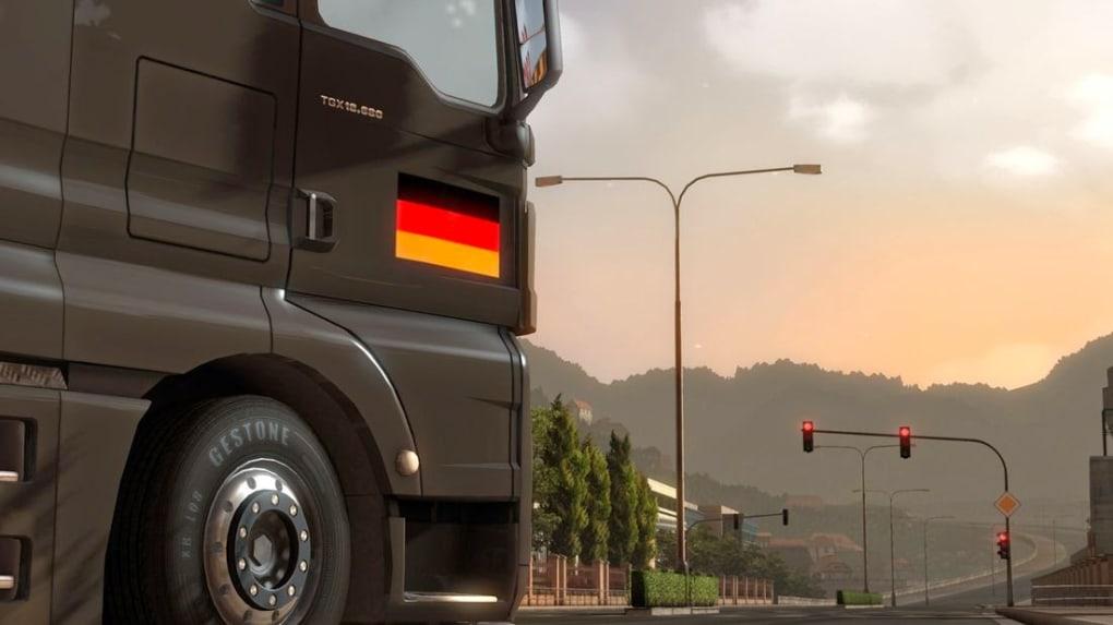 Euro Truck Simulator 2 - German Paint Jobs Pack - Download