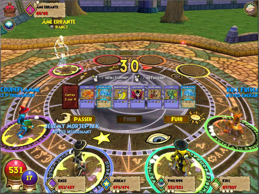 Wizard101 Mobile App