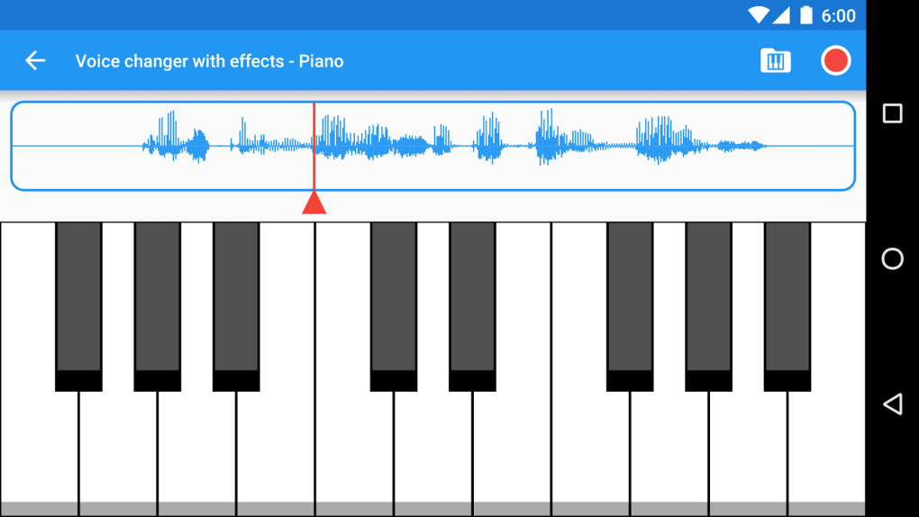 Voice Changer with Effects for Android - Download
