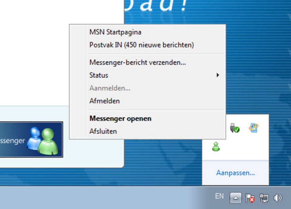 Windows Live Messenger will let you easily share files and folders with your friends, anywhere, anytime, even if they are offline. You can also send text messages to your buddies. Windows Live Messenger also allows you to store your contacts information in the Messenger address book, updating it every time one of your contacts changes their details.
