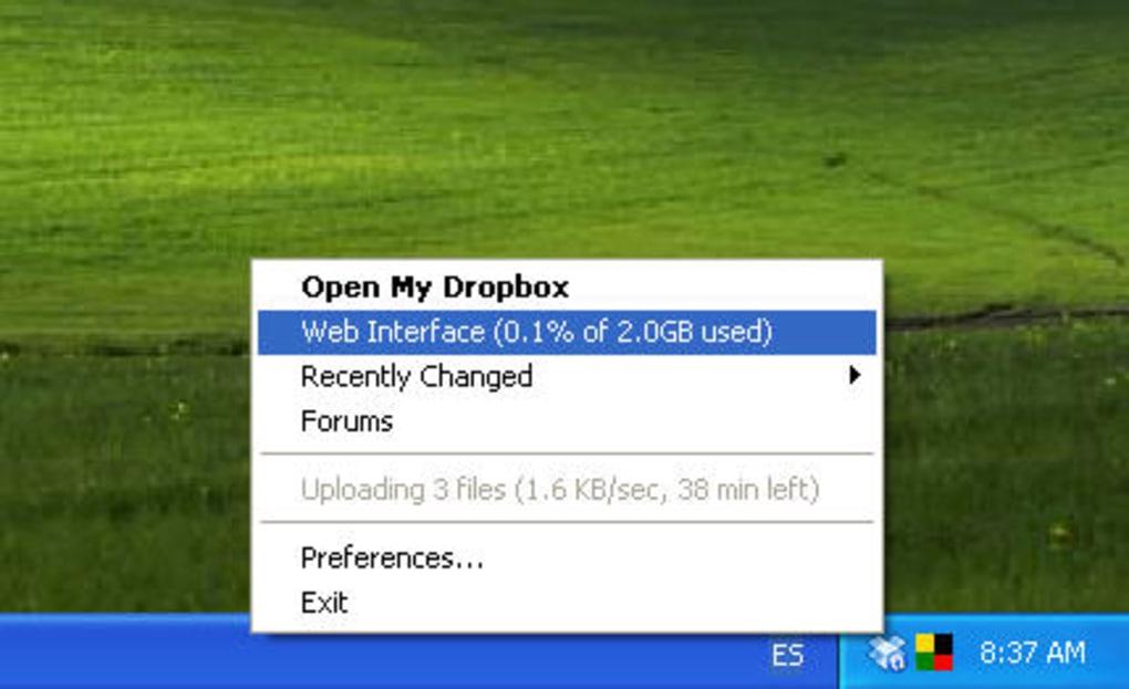 Dropbox - Download