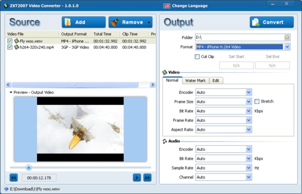 ZXT2007 Video Converter - Download