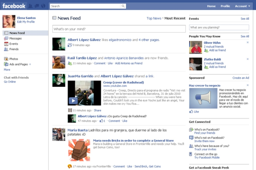Facebook App Download for Windows - Free downloads and