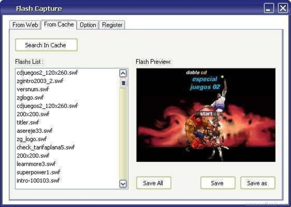 Flash Capture - Descargar