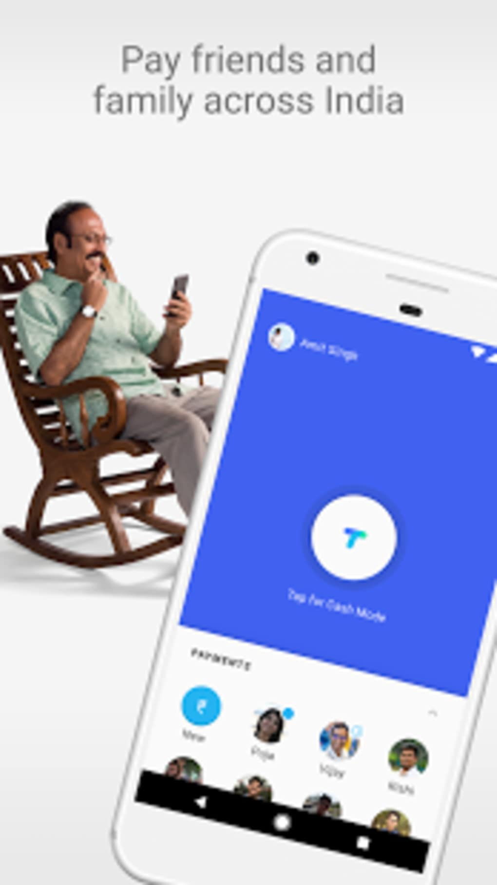 Tez – A new payments app by Google for Android - Download