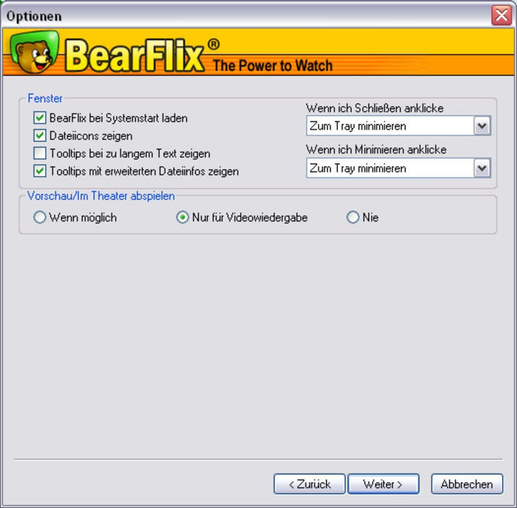 bearflix italiano