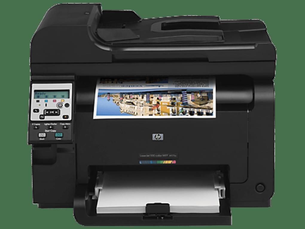 pilote pour imprimante hp laserjet pro mfp m125nw