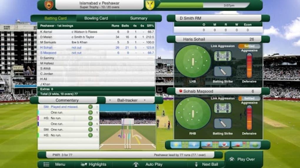 cricket captain 2017 mod apk 0.29
