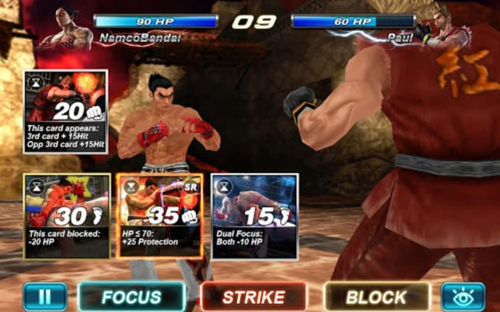 Tekken Tag Tournament for Android - Download