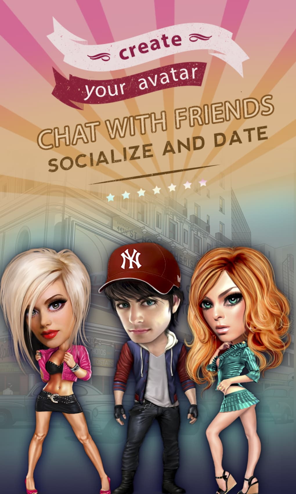 Chatting games online for free