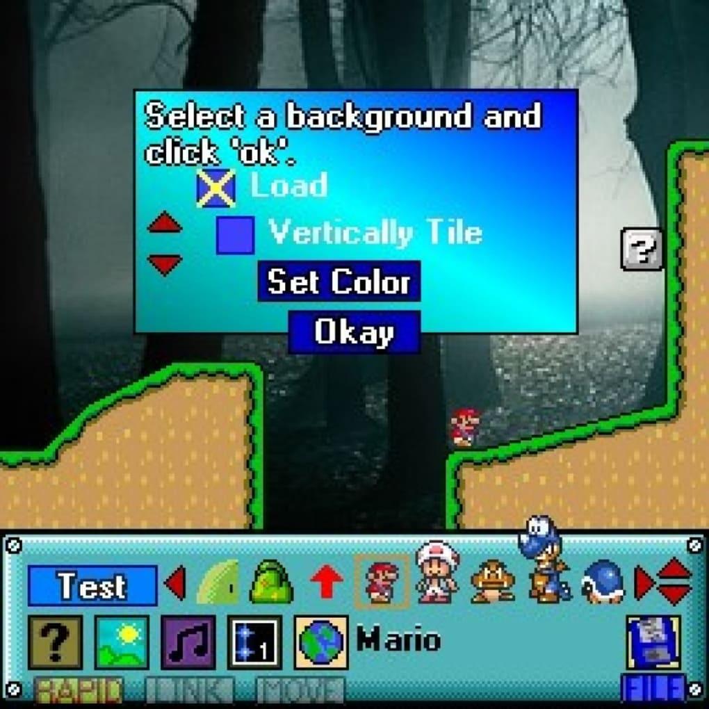 Mario Builder - Download