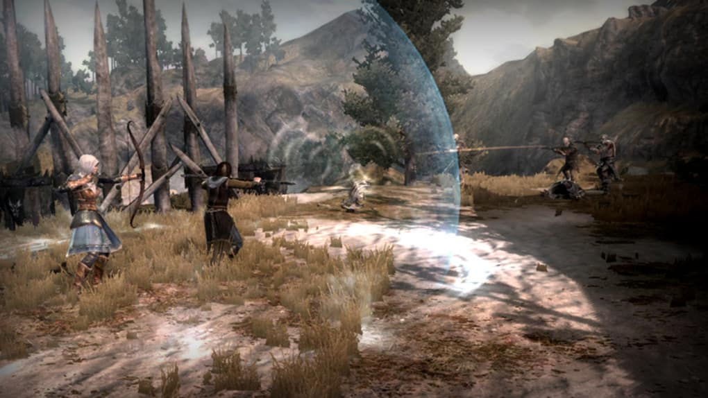 lotr war in the north pc download