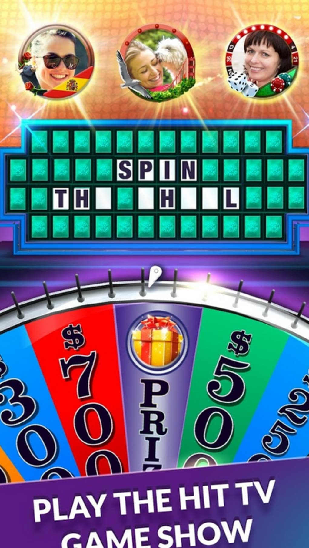 Play Free Wheel Of Fortune Online