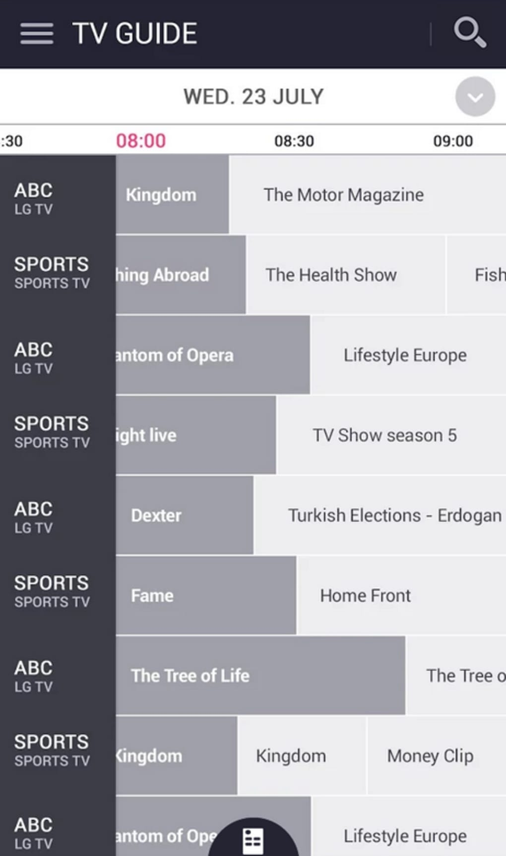 LG TV Plus for Android - Download