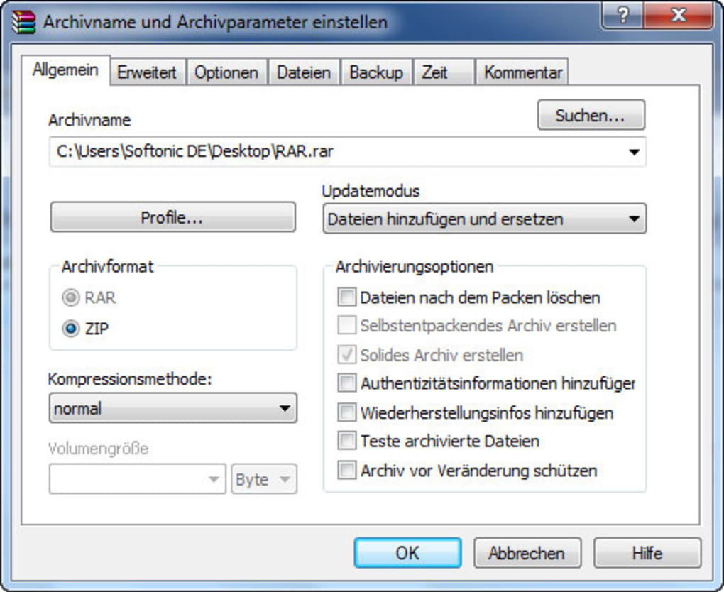 Winrar For Pc