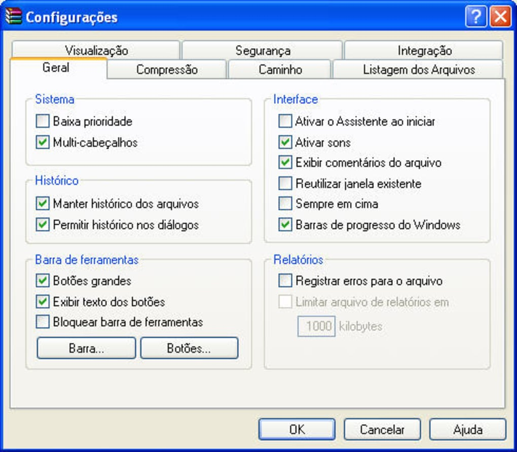 RAR 8 DESCOMPACTADOR BAIXAR PARA WINDOWS