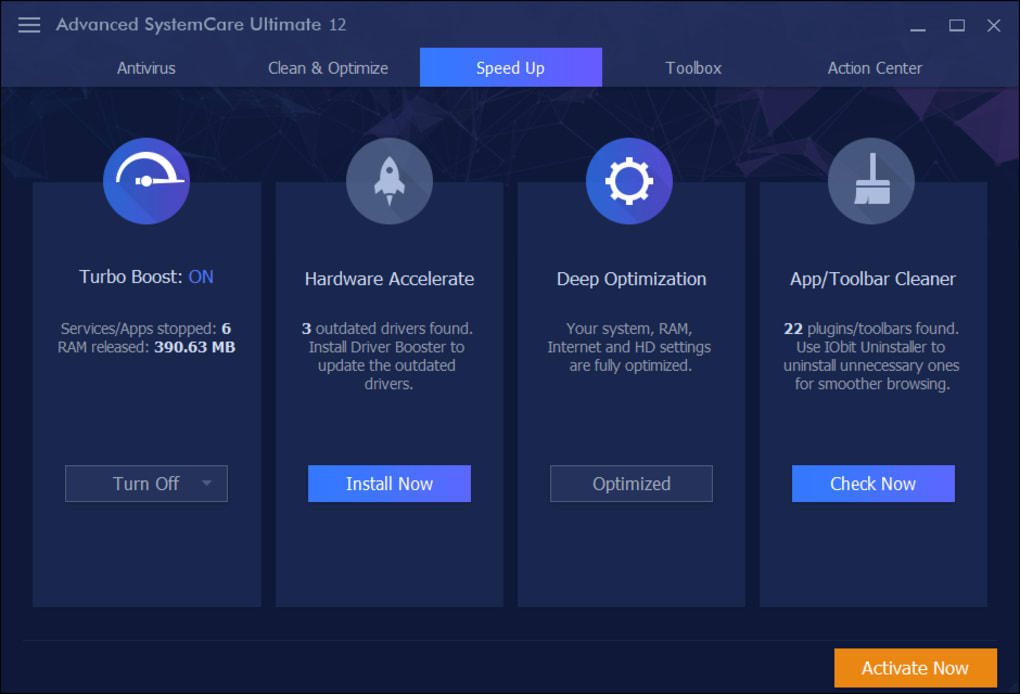 advance systemcare 6 download
