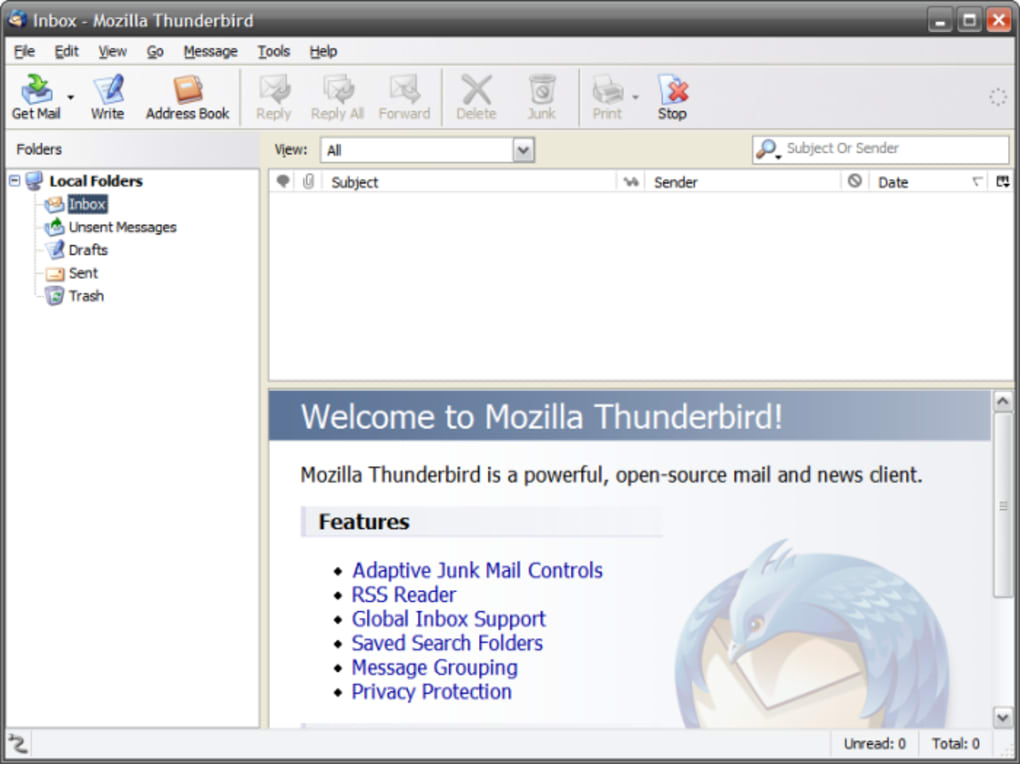 thunderbird portable