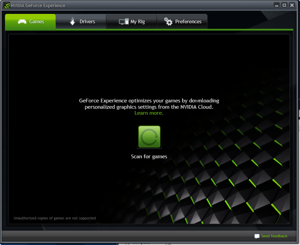 GeForce Experience - Download