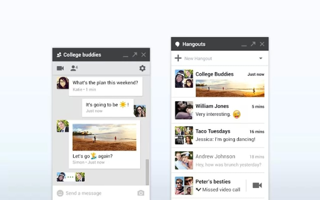 Hangouts - Download