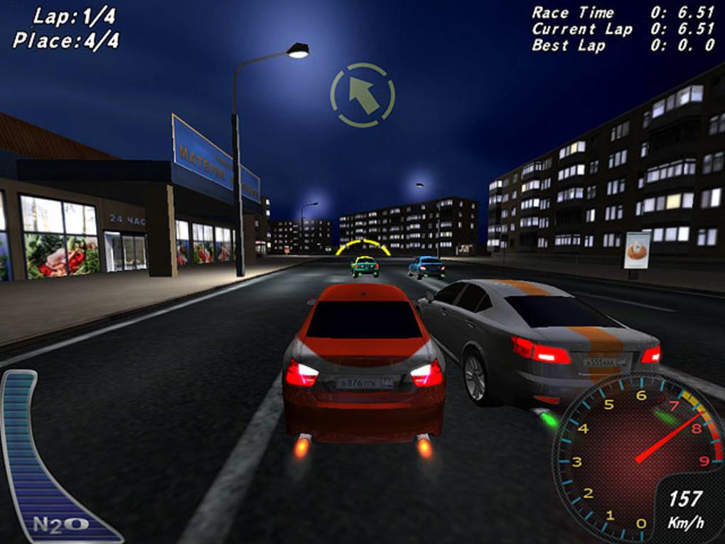 Night Street Racing - Download