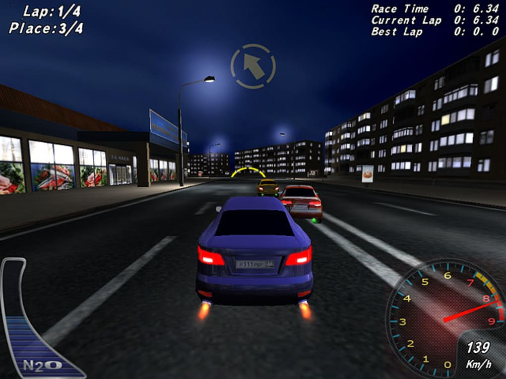 Night Street Racing Download