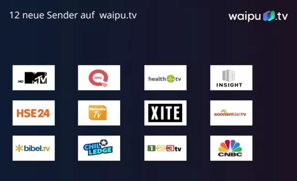 Waipu Tv Free