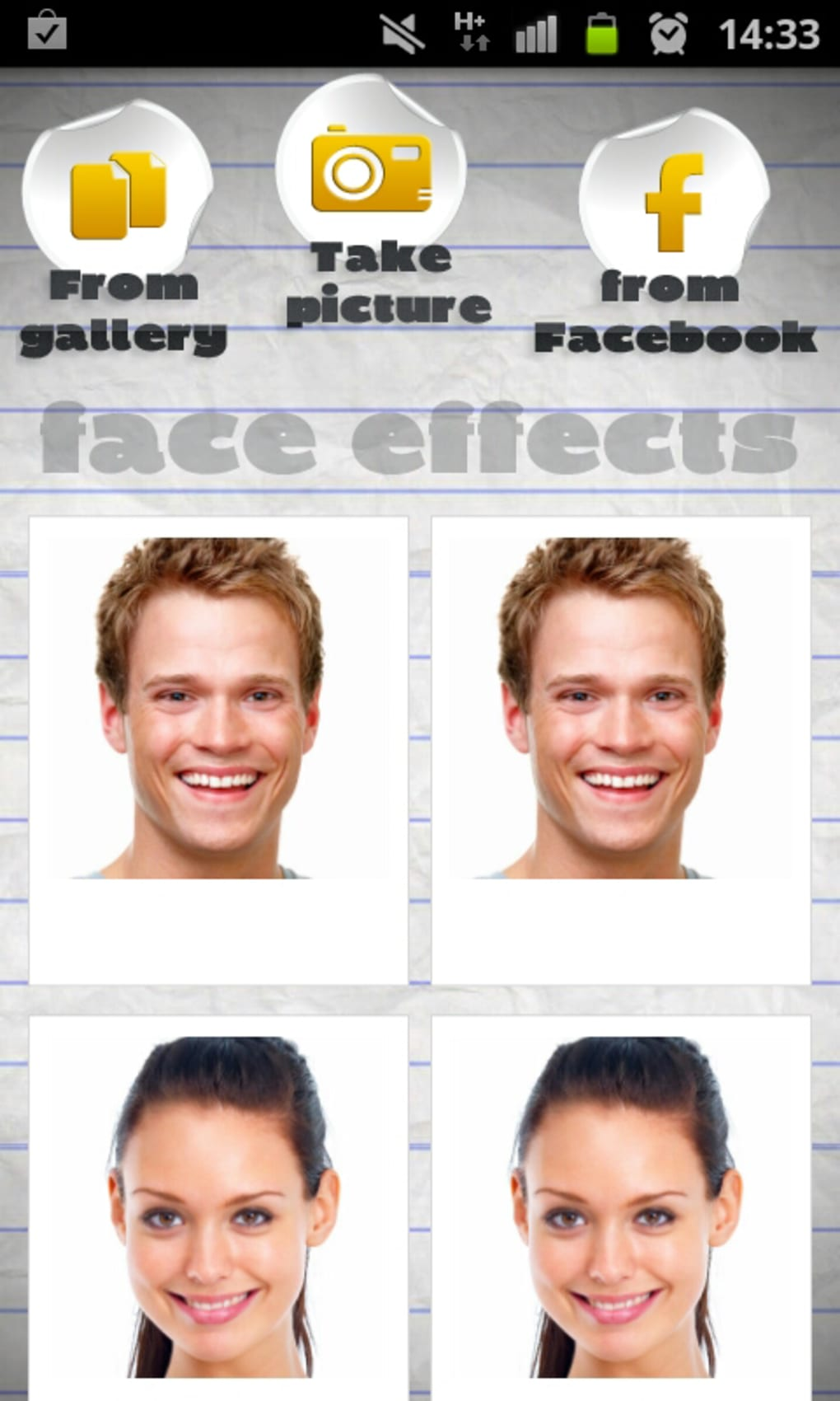 Face Effects Für Android Download