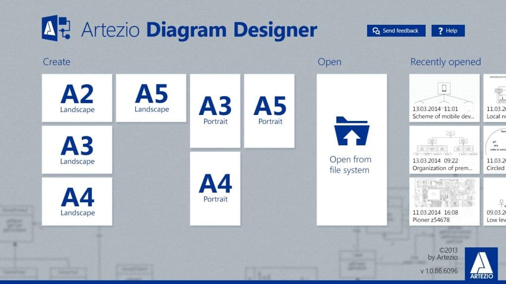 Artezio diagram designer download softonic review by editorial team artezio diagram designer ccuart Images