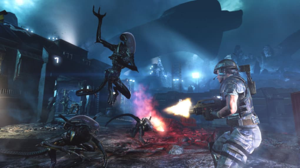 Aliens: colonial marines game trainer v1. 1 +6 trainer download.