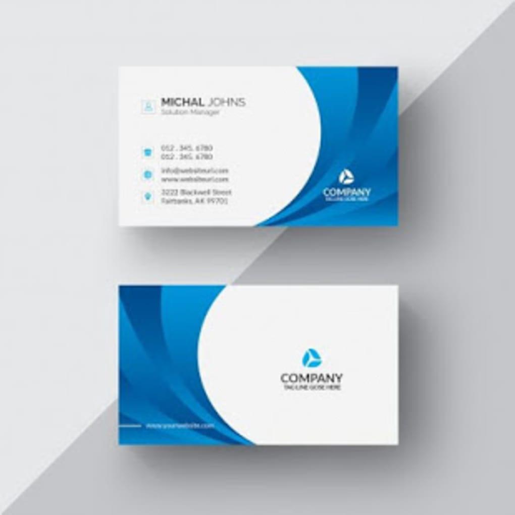 business card maker free visiting card maker logo apk for