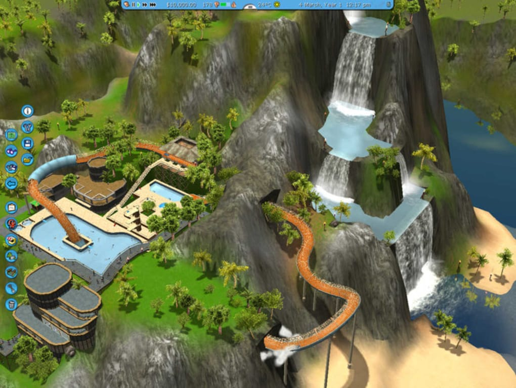 rollercoaster tycoon 3 platinum download free full version pc