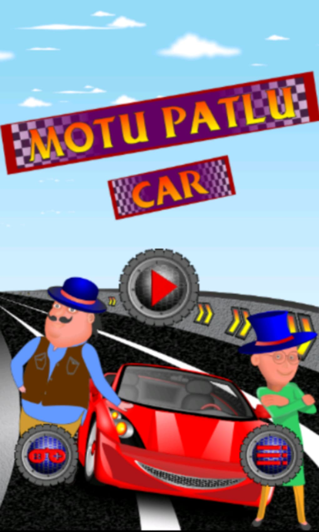 Motu Patlu Car for Android - Download