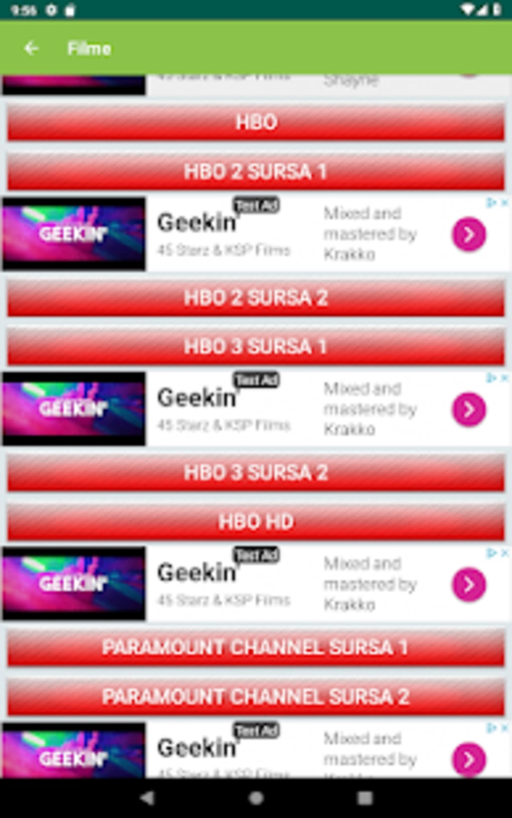 TV Romania Online Sopcast Acestream HTTP Streams for Android - Download