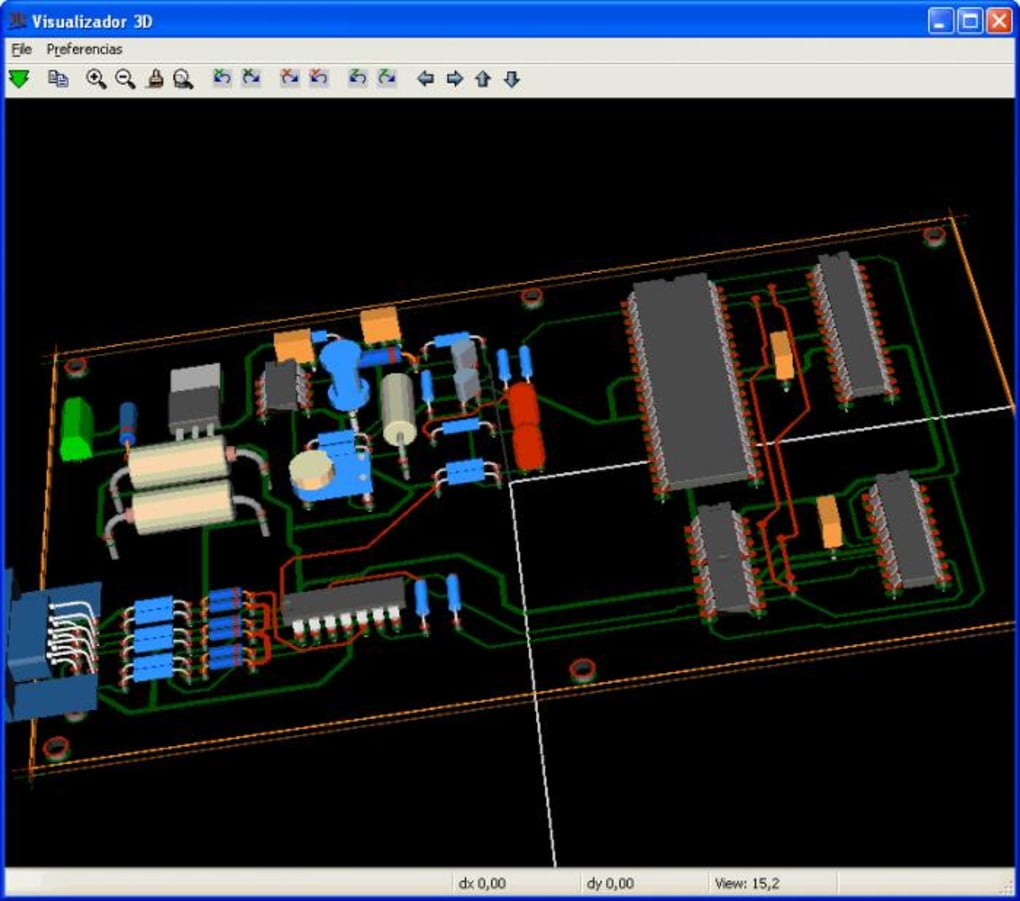 Kicad Download Circuit Design Suite Screenshot 13 1 4 Screenshots