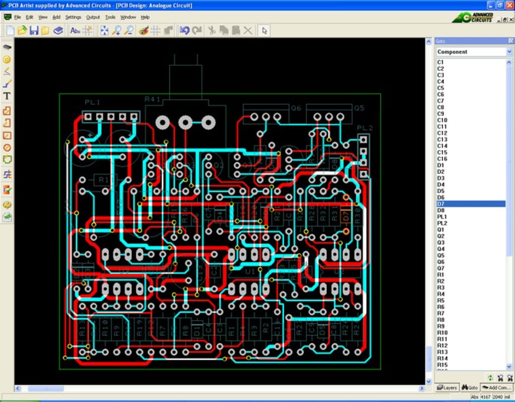Pcb Artist Download Series Circuit Advanced Circuits