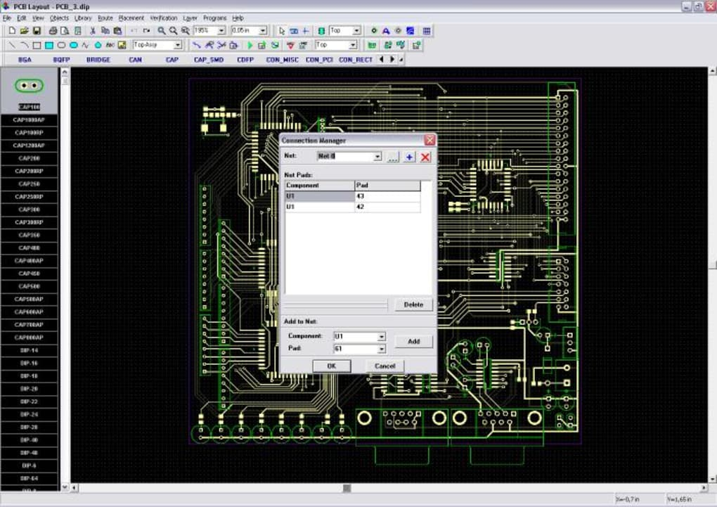 Protel Software For Pcb Design Download Niedlich Pcb Design Software ...