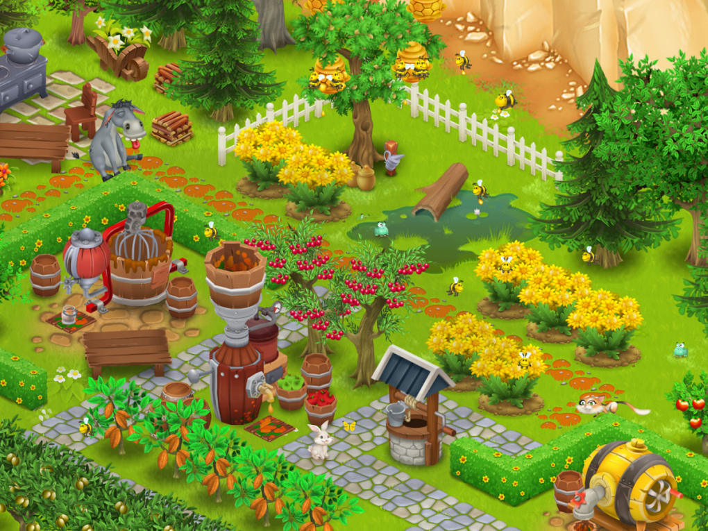 download Hay Day on Android Devices Archives