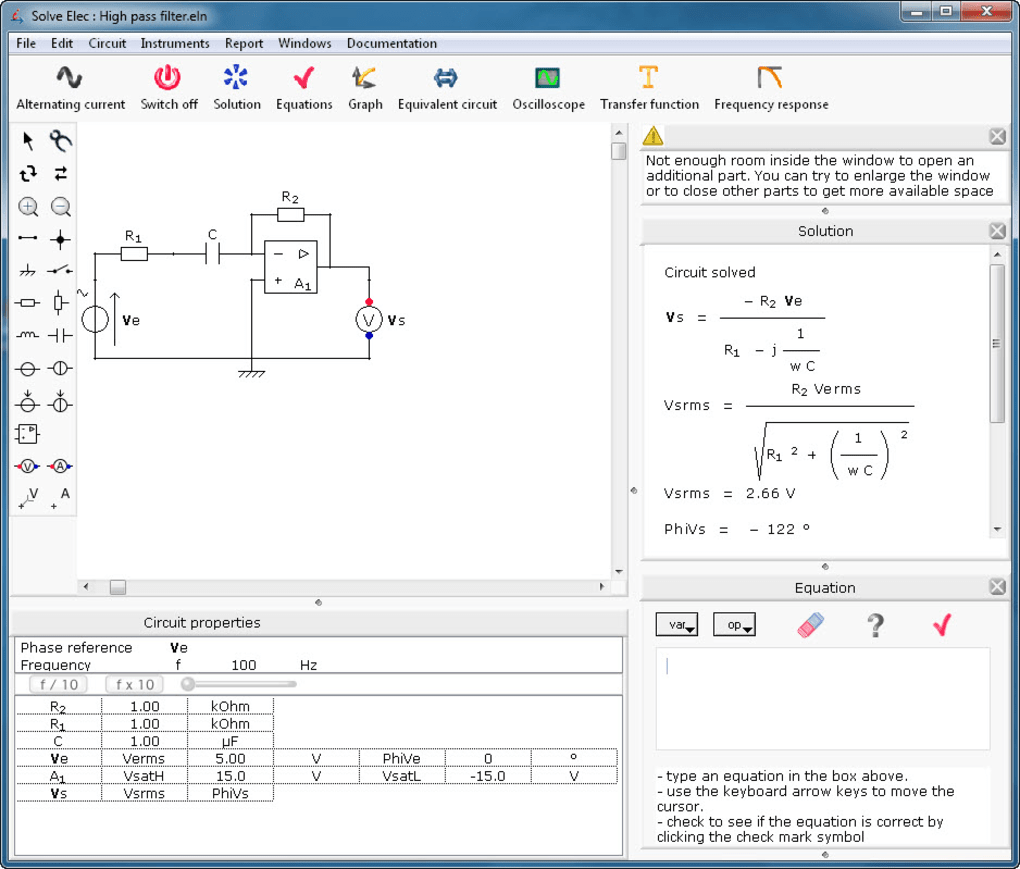 Solve Elec - Download